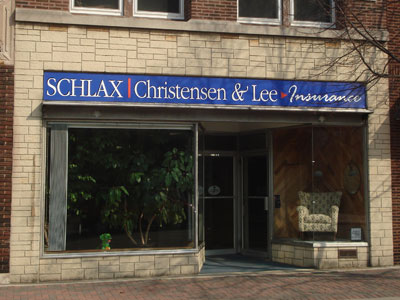 Schlax Christensen & Lee Insurance Kenosha WI